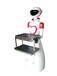 百航智能机器人服务员送餐机器人酒店传菜迎宾端菜上菜机器人厂家直销