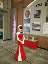 山东潍坊优米科技诺比智能迎宾机器人向导机器人定制讲解机器人智能对话播报解说
