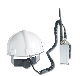 单兵4G头盔,无线移动传输设备,cofdm移动单兵无线监控,移动视频数字图传