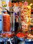 土耳其烤肉/阿拉伯烤肉/韩国烤肉/小推车摆摊创业图片