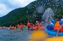 惠州西湖雷公峡大峡谷漂流一日游惠州西湖美景一日游图片