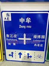 工程级城市指引牌