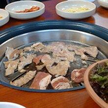 韩式烤肉纸上烧烤加盟自助无烟烧烤水晶烧烤