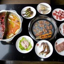 韩式纸上烧烤无烟烧烤加盟水晶烧烤培训加盟自助烧烤