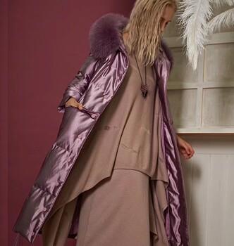 摩多伽格19年冬装羽绒服尾货批发北京高端羽绒服品牌摩多伽格尾货批发