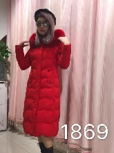卡维迪19年冬装白鸭绒中年款品牌羽绒服尾货批发北京专业羽绒服品牌卡维迪尾货批发