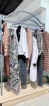 杭州专柜品牌恩瑞妮19年秋冬装羽绒服大衣双面呢毛衣外套杂款库存折扣尾货走份批发