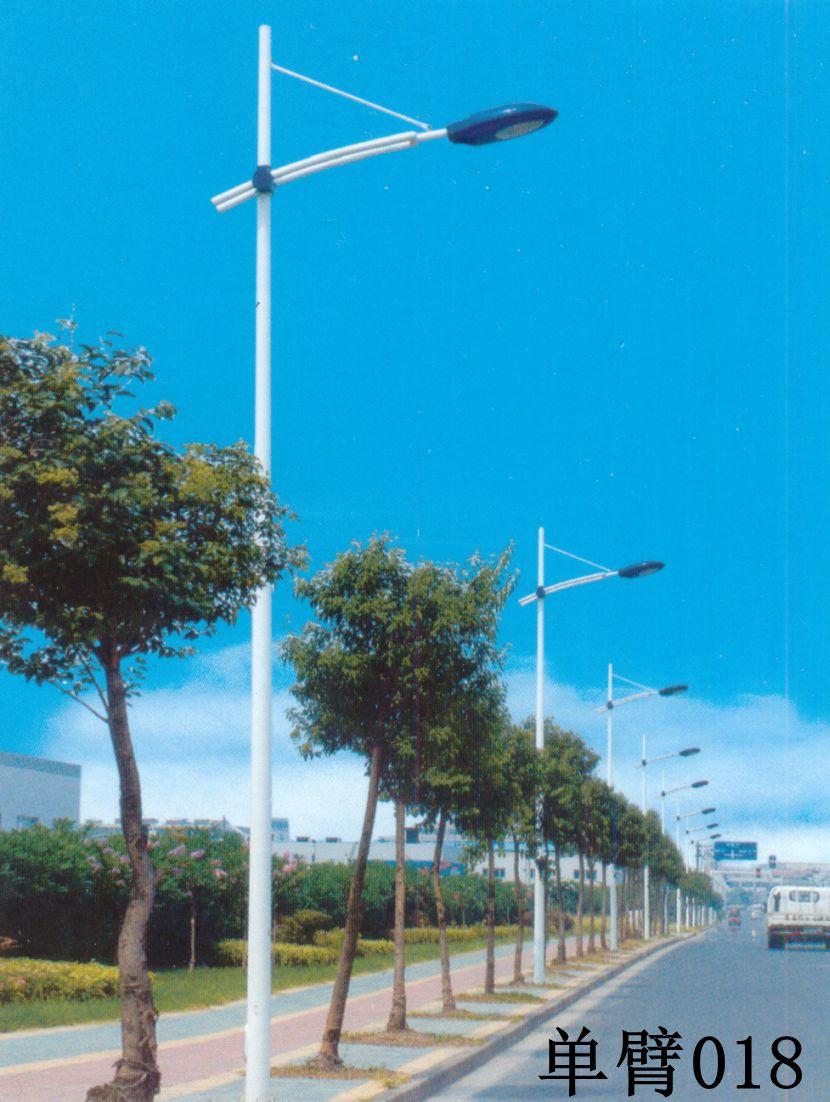 太阳能雷达感应LED路灯与其它太阳能LED路灯区别