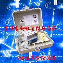1分4分光器1分8分光器SC/FC光分路器箱厂家直销图片