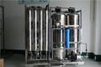 南京電鍍,玻璃清洗用水處理反滲透純水處理裝置