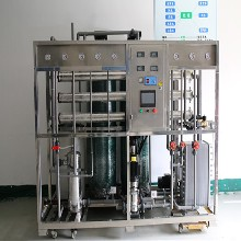 醫用無菌水設備,達旺純化水,芯片清洗用超純水設備,電滲析設備圖片