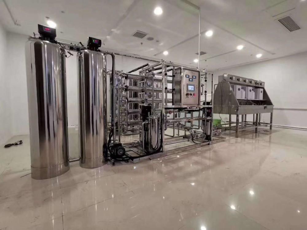 宁波达旺纯水设备厂家,反渗透纯净水设备,超纯水设备