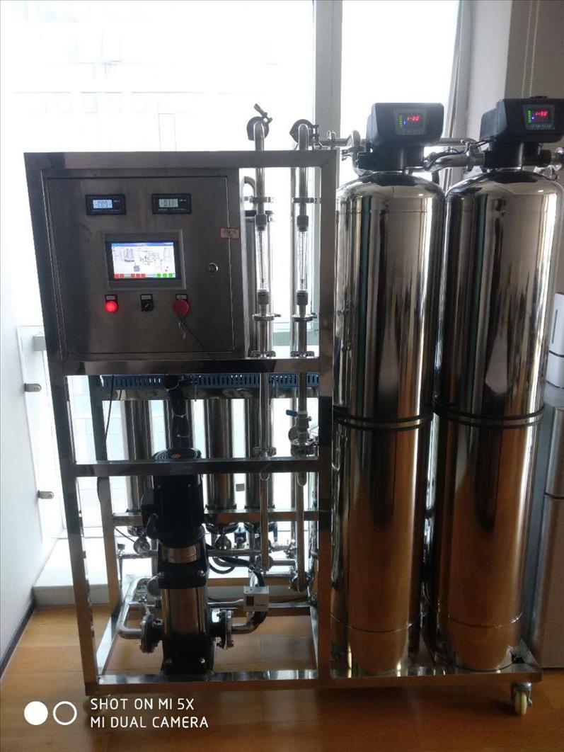宁波市达旺井水处理设备软化水设备工业井水软化设备