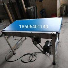 定制加工皮带输送机刮板皮带提升线网带生产线图片