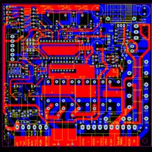 电子产品开发设计PCB设计制板PCB抄板(复制、克隆)原理图BOM制作PCB打样