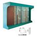 斜拉式墙砖展示架木地板展示架瓷砖陶瓷样板展示架厂家直销