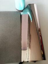皮革工厂金属超纤TPU皮革鞋材高档箱包沙发服装软包硬包装饰装潢镜面皮革图片