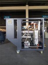 铝塑板生产线油加热炉图片