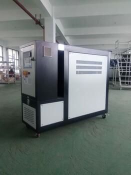 冷冻机冷却水温度低