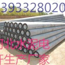梢径Φ130-310长度7-21米的锥形杆等径电杆