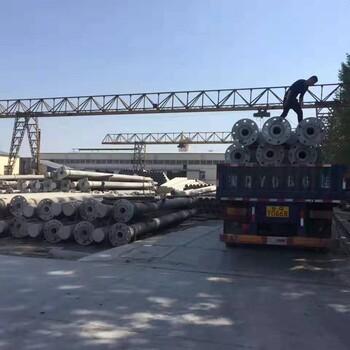 预应力水泥杆电网公司生产工艺