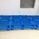 供应1210/1208网格九脚塑料托盘仓库垫板防潮板叉车板