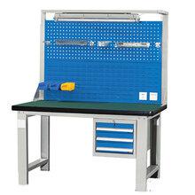 南京钳工台重型防静电工作台车间维修桌试验台不锈钢操作台可定制图片