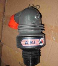 供应以色列ARI全自动排气阀图片