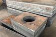 承德20mm_150mm厚度国标容器钢板切割