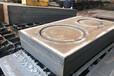 宜春20mm_150mm厚度低合金鋼板切割