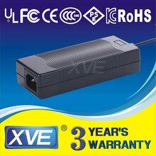 UL认证60V哈雷电动车充电器智能平衡滑板代步车专用充电器
