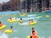 河北唐山水上乐园造浪设备海啸池设备人工造浪设备