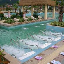 河南安阳泳池水处理设备厂家、重力式曝气精滤机