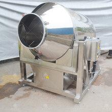 广州不锈钢滚筒混合机饲料粉剂搅拌机滚揉机厂家图片