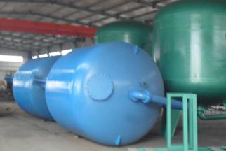 石英砂过滤器/活性炭过滤器
