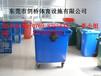 大号加厚学校酒店用环卫桶带盖无盖工业用塑料垃圾桶