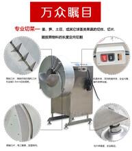 广东那里有切姜丝机卖生姜切丝机竹笋切丝机切丝机价格图片