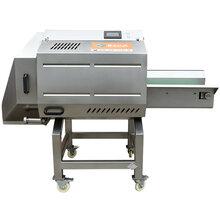 學校企業食堂商用切菜機智能切割蔬菜豆角芹菜的設備圖片