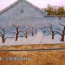 唐山墙绘墙外墙绘画专业唐山文化墙经典农村文化墙