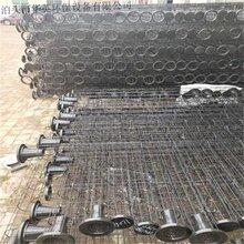 除塵骨架/滄州水泥行業1202000鍍鋅除塵骨架制作加工廠家為您提優質的產品-華英環保圖片