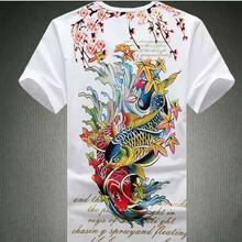 深圳厂家直销T恤打印机衣服印花机服装纺织品彩印机