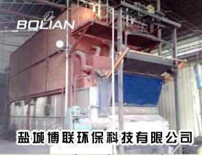 1吨生物质锅炉图片