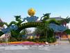 五色草植物造型立体花坛花卉造型设计施工