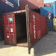 上海全区二手集装箱销售就在顶新货柜