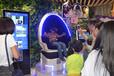 虚拟王国9D虚拟现实体验馆在卡盟汽车联购会上喜获上百组意向客户
