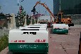 供应2立方米-上开门式垃圾收集箱