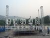 雷亚架舞台厂家直销钢铁桁架镀锌产品高度可调节国标材料q235
