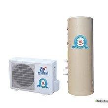 普瑞思顿家用空气能热水器分体机260L冷媒循环LWH-5.3C搪瓷内胆图片