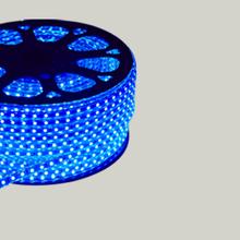厂家直销led灯带5050灯带220V软灯条