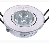 佛山厂家直销小3W天花灯LED3W射灯